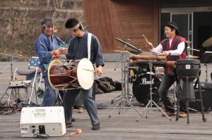 伊藤さん、甲斐さん、高田さん