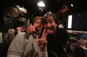 出来上がった伊藤さんと高田さん
